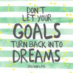 When Dreams Eat Goals via SHUGGILIPPO.com
