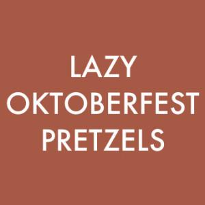 How to Make Oktoberfest Pretzels | #LikeAMoFo