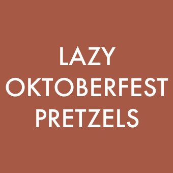 How to Make Oktoberfest Pretzels | #LikeAMoFo