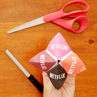 How to Make a Netflix Fortune Teller | #StreamTeam