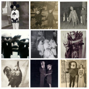 Vintage Halloween Costumes to Creep You Right Out via SHUGGILIPPO.com