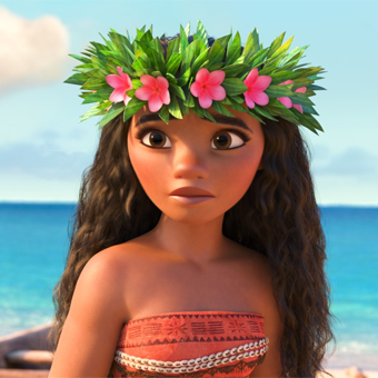 Movie Review: Disney's Moana via SHUGGILIPPO.com