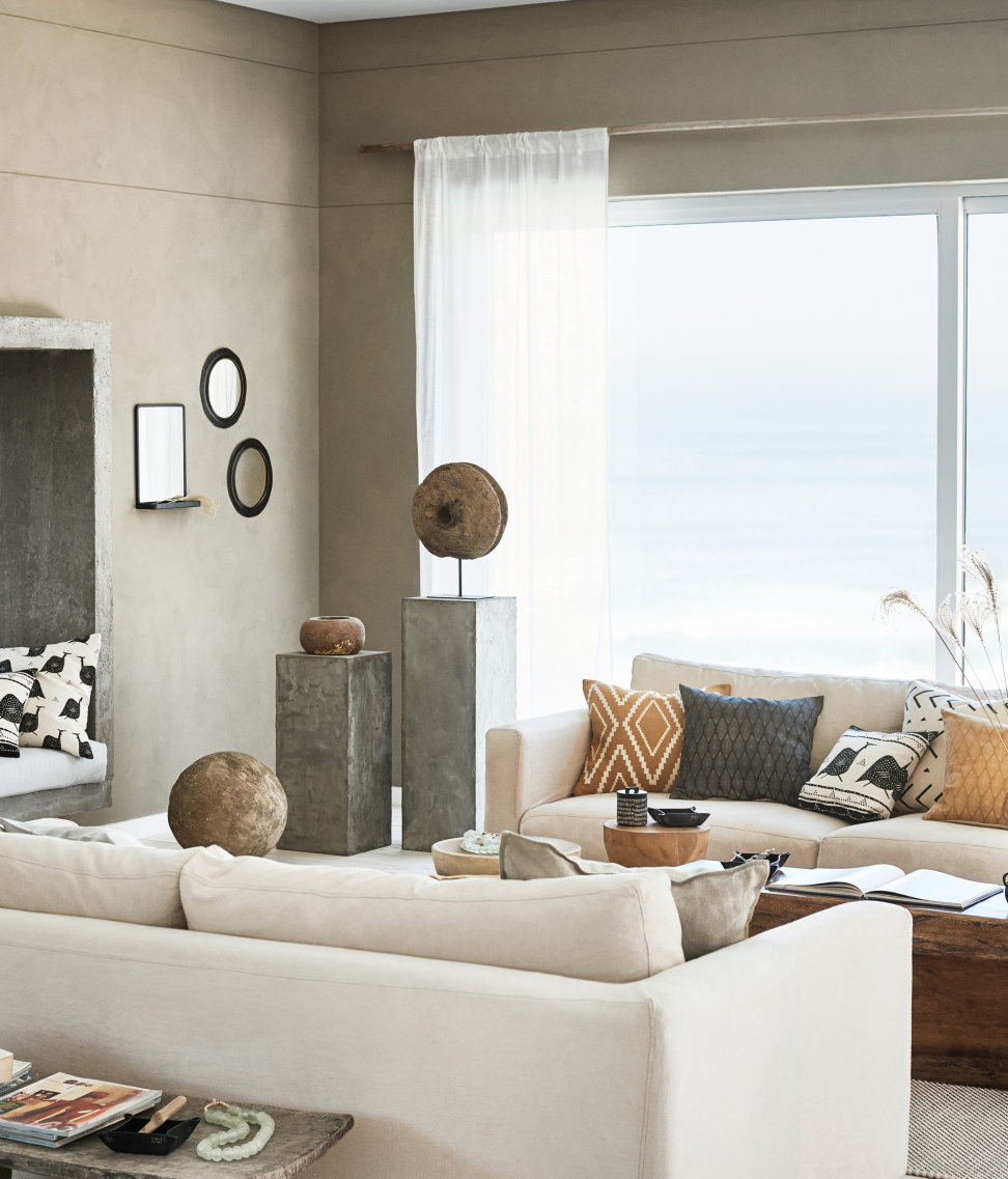 Giving Your Home a Modern Natural Touch with H&M Home