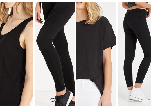 5 Essential Athleisure Cotton Pieces on www.shuggilippo.com