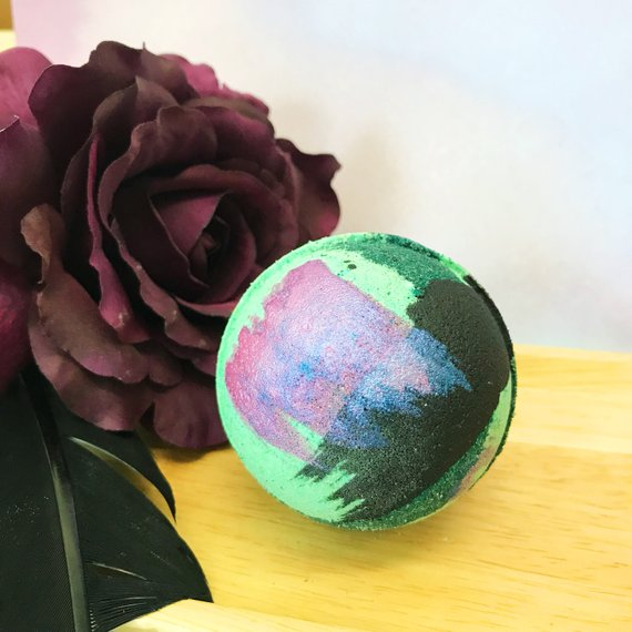 The Monster Bath Bomb by Whipped Up Wonderful