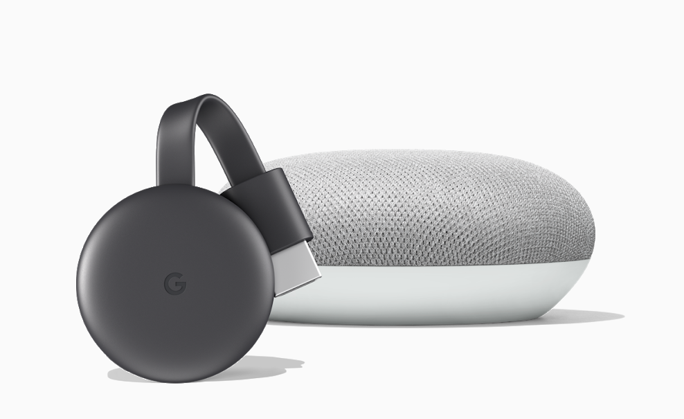 Google Chromecast with Google Home available at Best Buy.